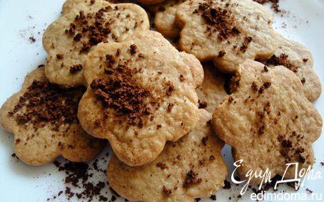 Рецепт Печенье с кофе