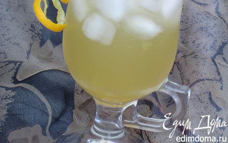 Рецепт Ледяной чай с апельсинами