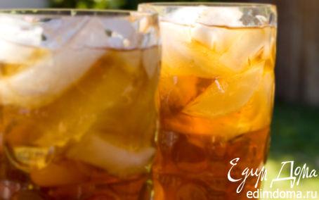 Рецепт Летний чай с лимончиком...