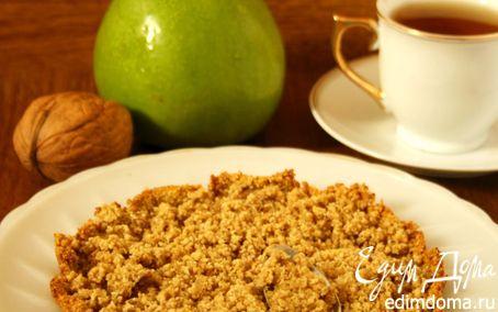 Рецепт Мини-пирог с крошкой