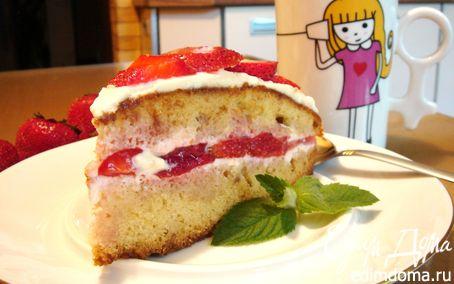 Рецепт Ягодный пирог