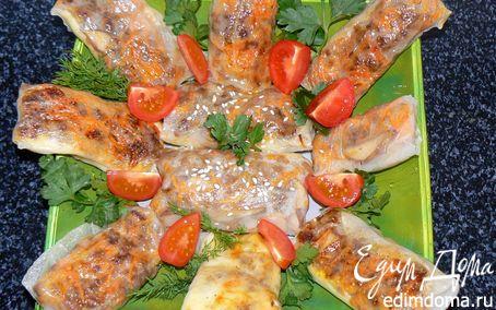 Рецепт блинчики Нэм(вьетнамское блюдо)