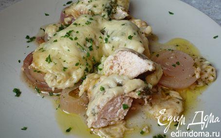 Рецепт Куриное филе в сыре