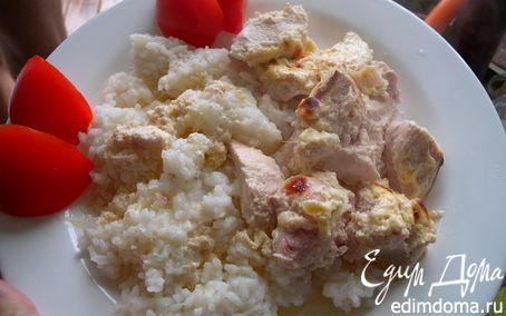 Рецепт Курочка в йогурте