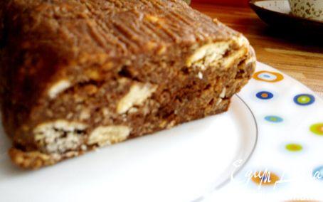 Рецепт Вкус детства - Шоколадная Колбаса