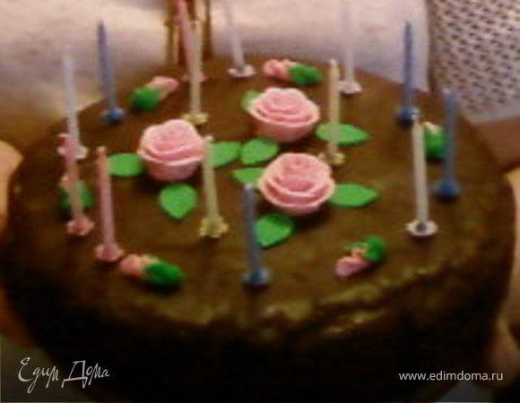 """Торт """"Вишня""""."""