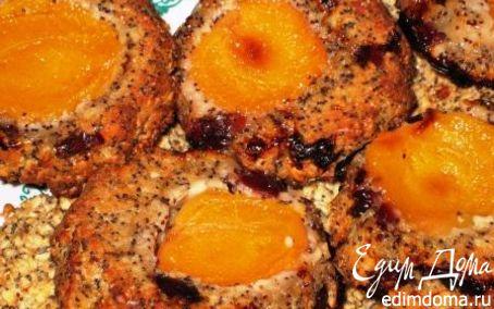Рецепт Овсяные печеньки и кексы