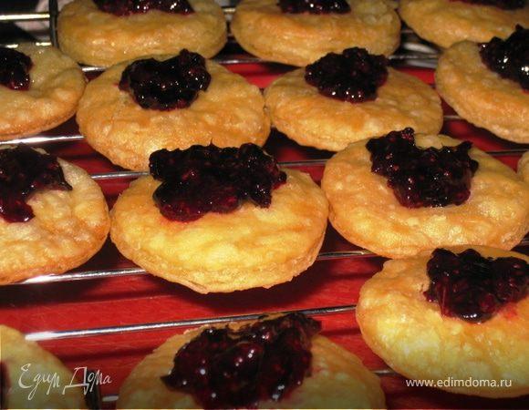 Ароматные печенья