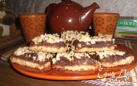 Рецепт Печенье с финиками