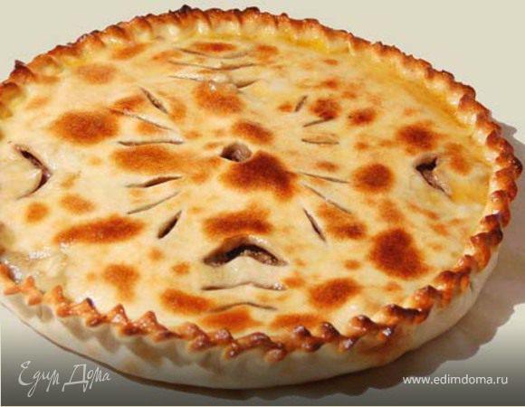 Фыджын- пирог с мясом