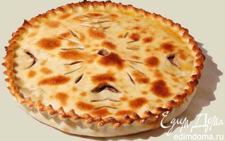 Рецепт Фыджын- пирог с мясом