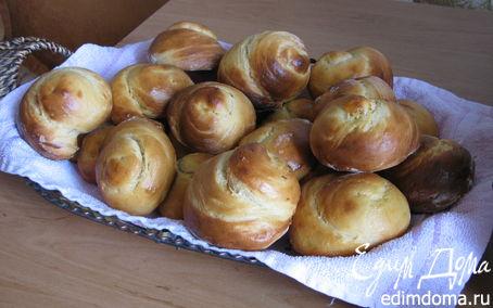 Рецепт Фруктовые булочки