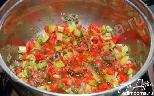 Рецепт Легкий суп с рисом