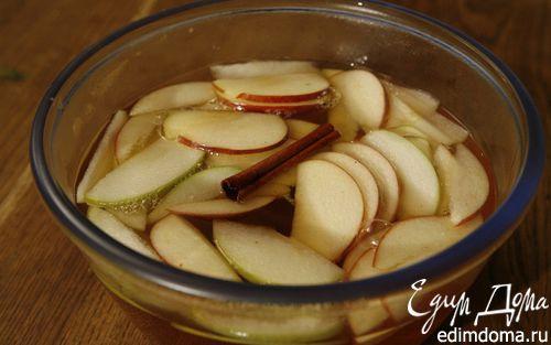 Рецепт Пряный яблочный сок