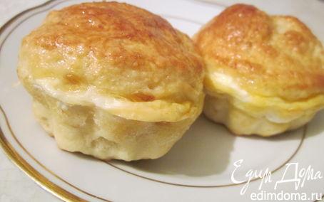 Рецепт Пирожки с кабачком и сыром