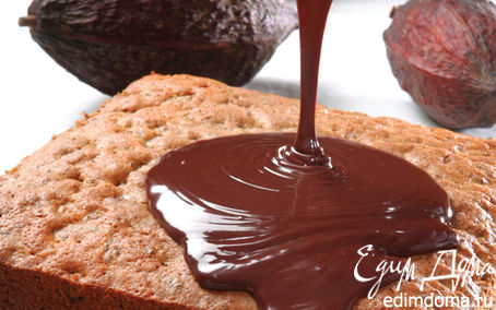 Рецепт Ореховый торт с шоколадом и оливковым маслом