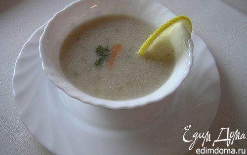 Рецепт Рыбный суп по-мароккански