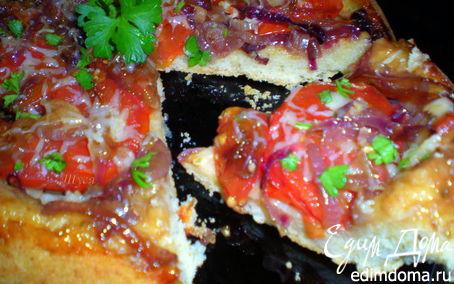 Рецепт Tomate Tarte Tatin