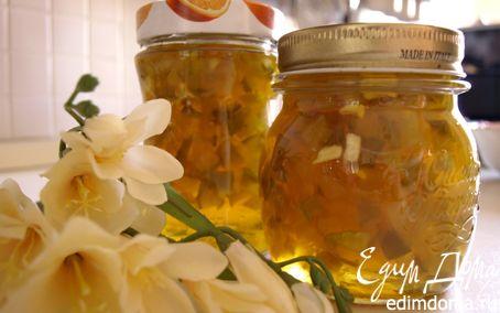 Рецепт Варенье из кабачков с лимончиком