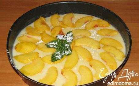 Рецепт Peach & Cream
