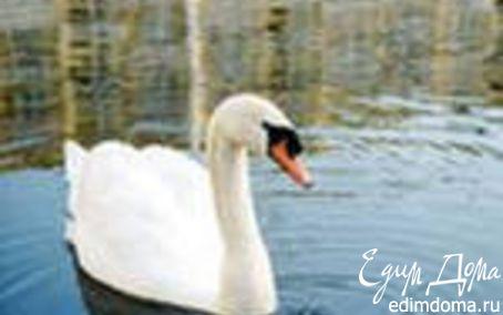 "Рецепт Салат ""Белый лебедь"""