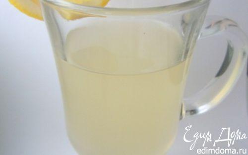 Рецепт Имбирный чай!
