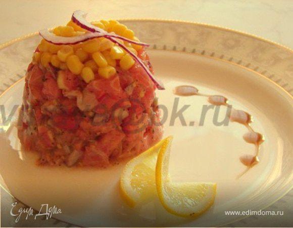 Salmone piccante