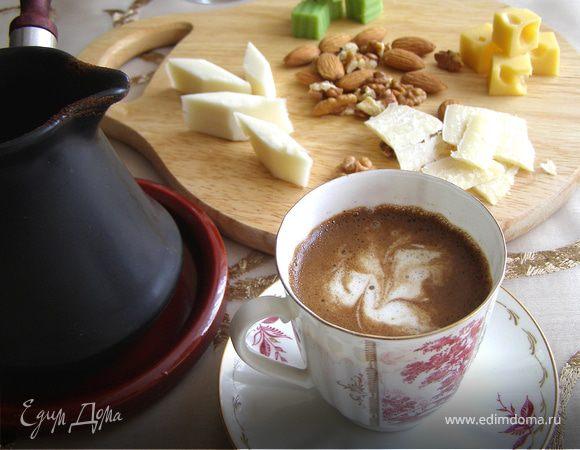 Парижский кофе
