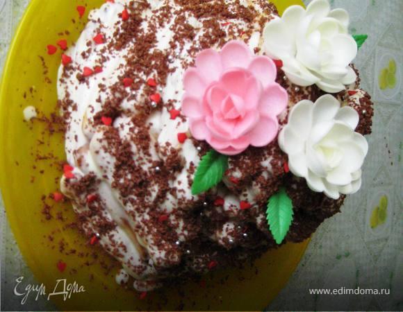 Торт дамские пальчики рецепт с фото пошаговый рецепт с фото пошагово