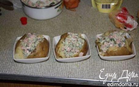 Рецепт Крошка-картошка