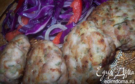Рецепт Рубленные котлеты из свинины с майонезом