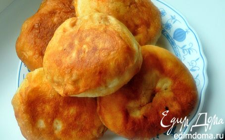 Рецепт Бабулины пирожки