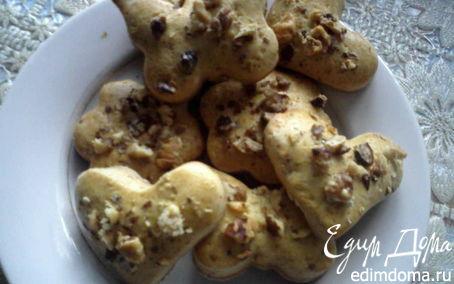 Рецепт Медовые пряники