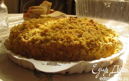 Рецепт Морковный торт моей мамы
