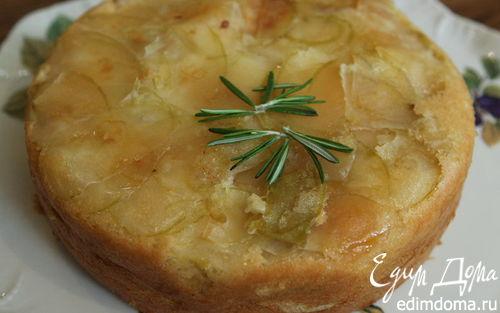 Рецепт Слоеный итальянский яблочный пирог