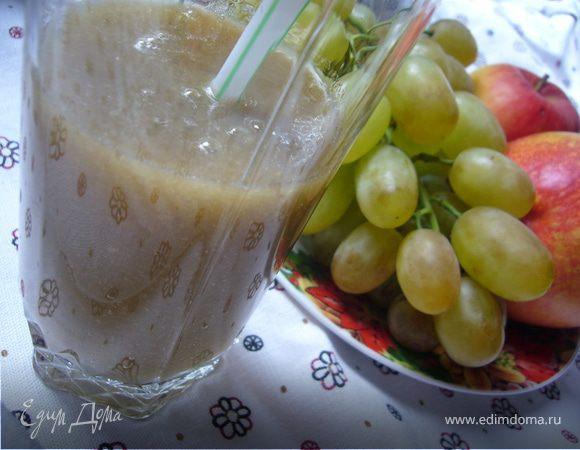 Сок виноград-дыня-персиковый