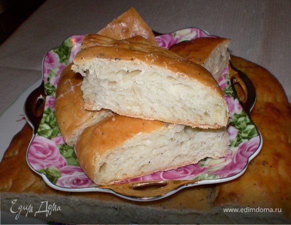 Хлебушек Домашний