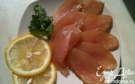 Рецепт Домашний балык из куриного филе