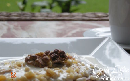 Рецепт Десерт из манго по-филиппински