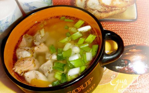Рецепт Суп из морепродуктов