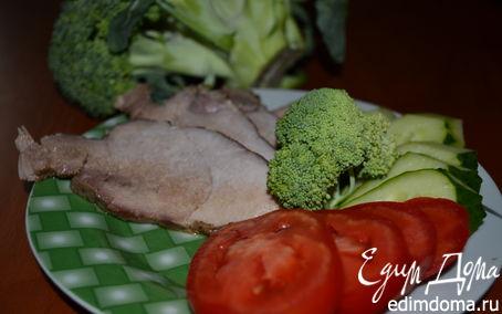 Рецепт Свинина в цитрусовом маринаде