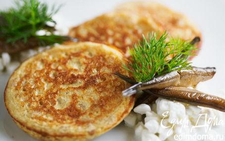 Рецепт Гречишно-картофельные оладьи с гречневыми хлопьями Nordic