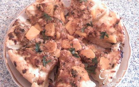 Рецепт Пирог с сыром и тыквой