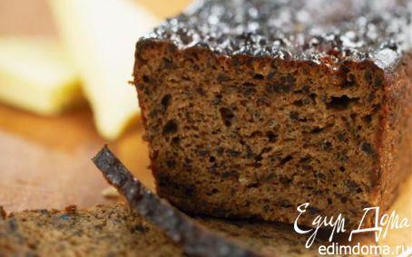 Рецепт Традиционный финский ржаной хлеб с хлопьями Nordic 4 злака с овсяными отрубями