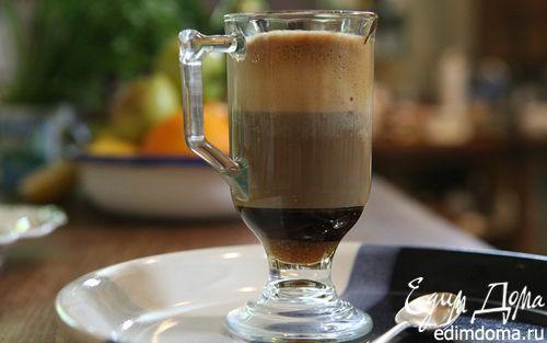 Рецепт Кофейный напиток с горячим шоколадом