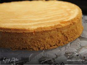 Бисквит. Секрет приготовления + печенье Савоярди