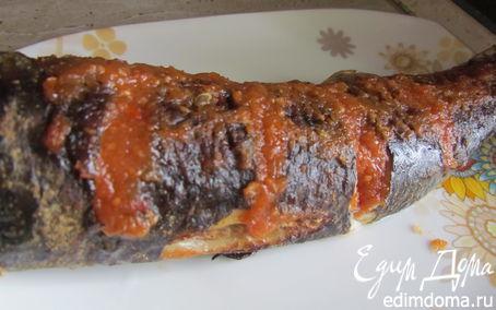 Рецепт Амур с аджикой из кабачков