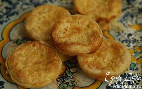 Рецепт Тарталетки с молочным кремом