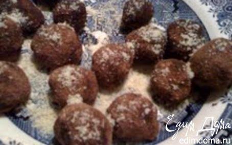 Рецепт Шоколадные трюфели от Ники