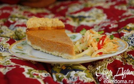 Рецепт American Pumpkin Pie